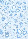 Abstrakter mit Blumenhintergrund Stockbilder