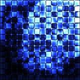 Abstrakter Mosaikhintergrund Stockfotos