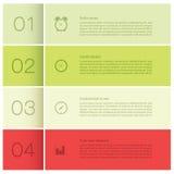 Abstrakter Mosaikhintergrund des Vektors. Infographic-Schablone mit Winkel des Leistungshebels Stockfotos