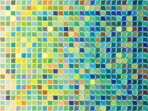 Abstrakter Mozaic Hintergrund Lizenzfreie Stockfotos