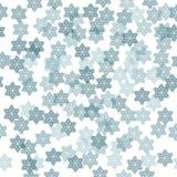 Abstrakter Mustervektorhintergrund vektor abbildung