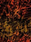 Abstrakter nahtloser Aquarellhintergrund stock abbildung