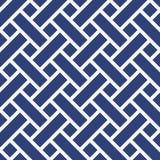 Abstrakter nahtloser geometrischer Hintergrund Lizenzfreies Stockbild
