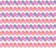 Abstrakter nahtloser geometrischer Musterhintergrund Lizenzfreie Stockbilder