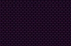 Abstrakter nahtloser Hintergrund des Buchstaben D, mit Ziegeln gedeckte Beschaffenheit widergespiegelt auf Oberfläche des dunklen vektor abbildung