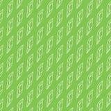 Abstrakter nahtloser Hintergrund mit Blättern Lizenzfreies Stockfoto