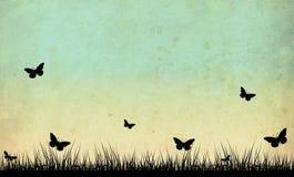 Abstrakter Naturhintergrund Lizenzfreies Stockfoto