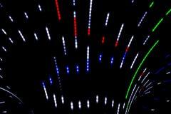 Abstrakter Neonhintergrund Stockfotografie