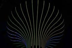 Abstrakter Neonhintergrund Stockbilder