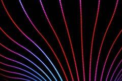 Abstrakter Neonhintergrund Lizenzfreie Stockbilder