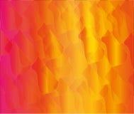 Abstrakter orange heller Hintergrund Lizenzfreie Stockfotos