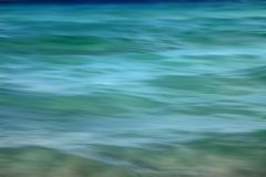 Abstrakter Ozeanhintergrund Stockfoto