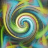 Abstrakter particoloured Hintergrund Lizenzfreie Stockbilder