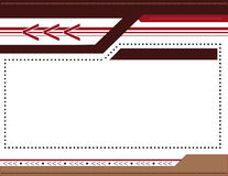 Abstrakter Pfeil-Hintergrund 5 Stockfoto