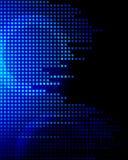 Abstrakter Pixel-Hintergrund Stockfotografie
