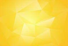 Abstrakter polygonaler Hintergrund für die Standortbroschüre, -fahne und -abdeckungen, hergestellt mit geometrischen Formen, um f Lizenzfreies Stockbild