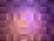 Abstrakter Purpur- und Pfirsichhintergrund Stockfoto