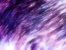 Abstrakter purpurroter Haarhintergrund Lizenzfreies Stockfoto