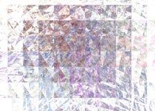 Abstrakter purpurroter Hintergrund Lizenzfreies Stockbild