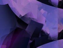 Abstrakter purpurroter Hintergrund Lizenzfreie Stockfotos