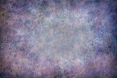 Abstrakter purpurroter neuraler Verbindungshintergrund Stockfotos