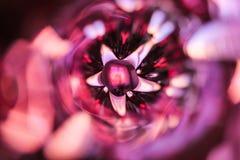 Abstrakter purpurroter oder violetter Hintergrund mit Glasbeschaffenheit und copyspace stockbild