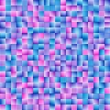 Abstrakter quadratischer Hintergrund Lizenzfreie Stockfotografie