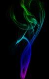 Abstrakter Rauch Lizenzfreies Stockfoto