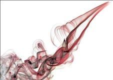 Abstrakter Rauch Stockfoto