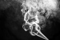 Abstrakter Rauch Stockfotos