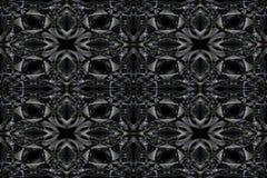 Abstrakter Rauch Art Pattern Lizenzfreies Stockfoto