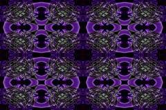 Abstrakter Rauch Art Pattern Lizenzfreie Stockbilder