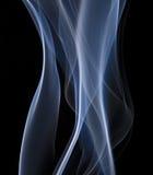 Abstrakter Rauchmakrohintergrund Lizenzfreie Stockfotografie