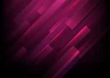 Abstrakter Rechteckhintergrund Stockbilder