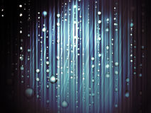 Abstrakter Regen Stockfotos
