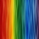 Abstrakter Regenbogen färbt Hintergrund mit unscharfen Linien Lizenzfreies Stockfoto