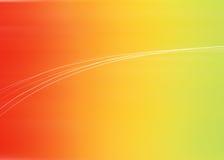 Abstrakter Regenbogenhintergrund Stockfotos