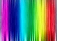 Abstrakter Regenbogenhintergrund lizenzfreie abbildung