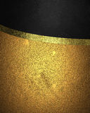 Abstrakter reicher schwarzer Hintergrund Element für Entwurf Schablone für stockfotos