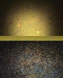 Abstrakter reicher schwarzer Hintergrund Element für Entwurf Schablone für Entwurf Stockfoto