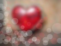 Abstrakter romantischer Hintergrund lizenzfreie stockbilder