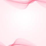 Abstrakter rosa Hintergrund schön Lizenzfreie Stockfotos