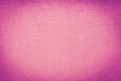 Abstrakter rosa Hintergrundscheinwerfer und schwarze Vignette Vektor Abbildung