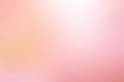 Abstrakter rosa Unschärfehintergrund Stockbilder