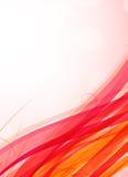 Abstrakter rosafarbener Hintergrund lizenzfreie abbildung