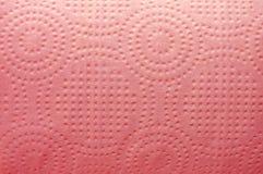 Abstrakter rosafarbener Papierhintergrund Stockfotos