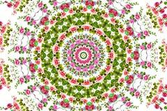 Abstrakter Rosenblumenstrauß-Ölfarbehintergrund Lizenzfreies Stockfoto