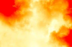 Abstrakter roter grunge Hintergrund Stockfotografie