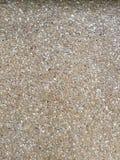 Abstrakter runder Steinbodenhintergrund Lizenzfreies Stockbild