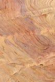 Abstrakter Sandstein Lizenzfreies Stockfoto